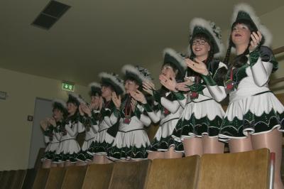 Die Mariechen aus Neuhof feiern